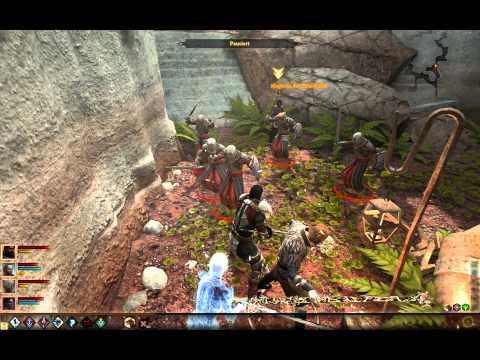 Let's Play Dragon Age 2 #144 [Deutsch] [HD] [Gut] - Ser Otto Alrik, Menschenfeind