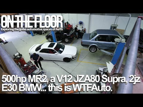 An in-depth look of WTF Auto - High performance tuning shop based in Perth, Western Australia