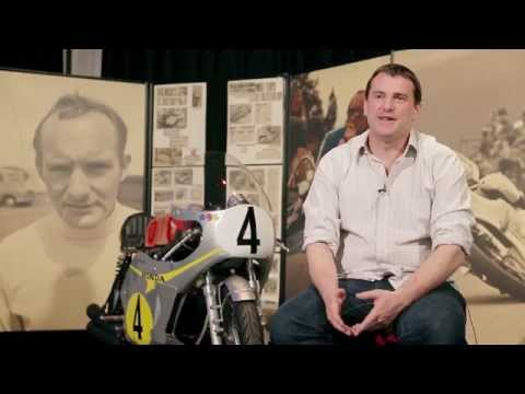 A Night About Mike Hailwood