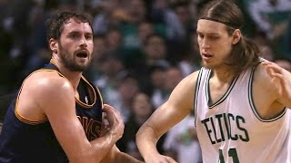 Kevin Love Won't Accept Kelly Olynyk's Apology For Dislocated Shoulder