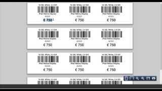 Barcode Label Report for Zebra GK420T in odoo