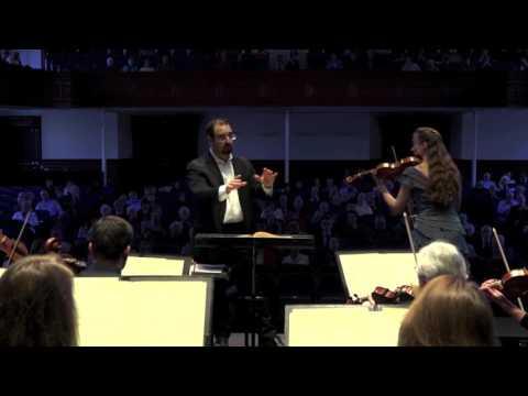 Claudia Schaer, Yaniv Attar PCO ~ Beethoven Concerto, mvt 2 excerpt