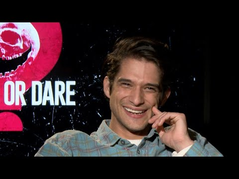Tyler Posey Dishes On Falling for 'Truth or Dare' CoStar Sophia Taylor Ali Exclusive
