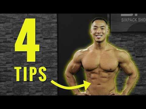 4 Fitness Tips to Get Ripped Six Pack Abs – Clark Answers Your Questions!