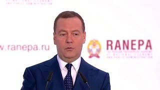 """Сеть смеется над выступлением Медведева: """"рецепт омлета"""" от российского премьера"""