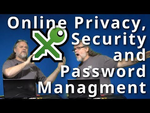 der.hans: Online Privacy Security and Password Management