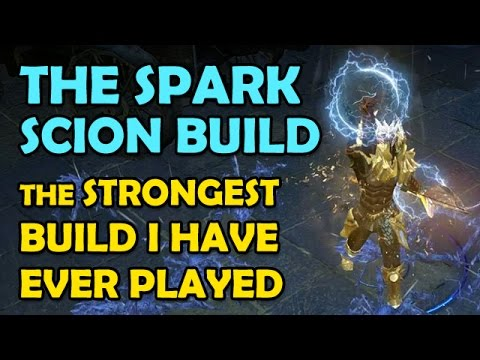 Path of Exile: SPARK SCION Build Guide - The Strongest Build I Have Ever Played