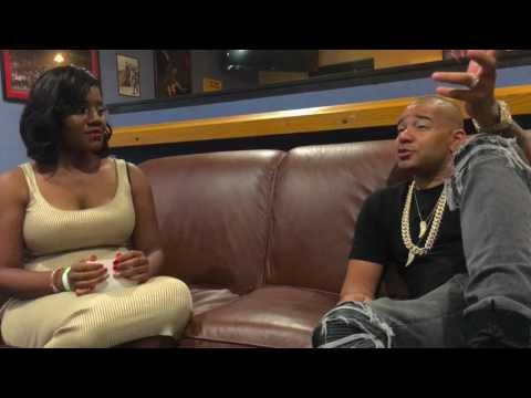 Live interview with Dj Envy