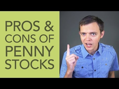 Pros and Cons of Penny Stocks
