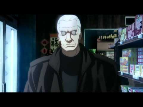 GitS 2: Innocence - At the shop