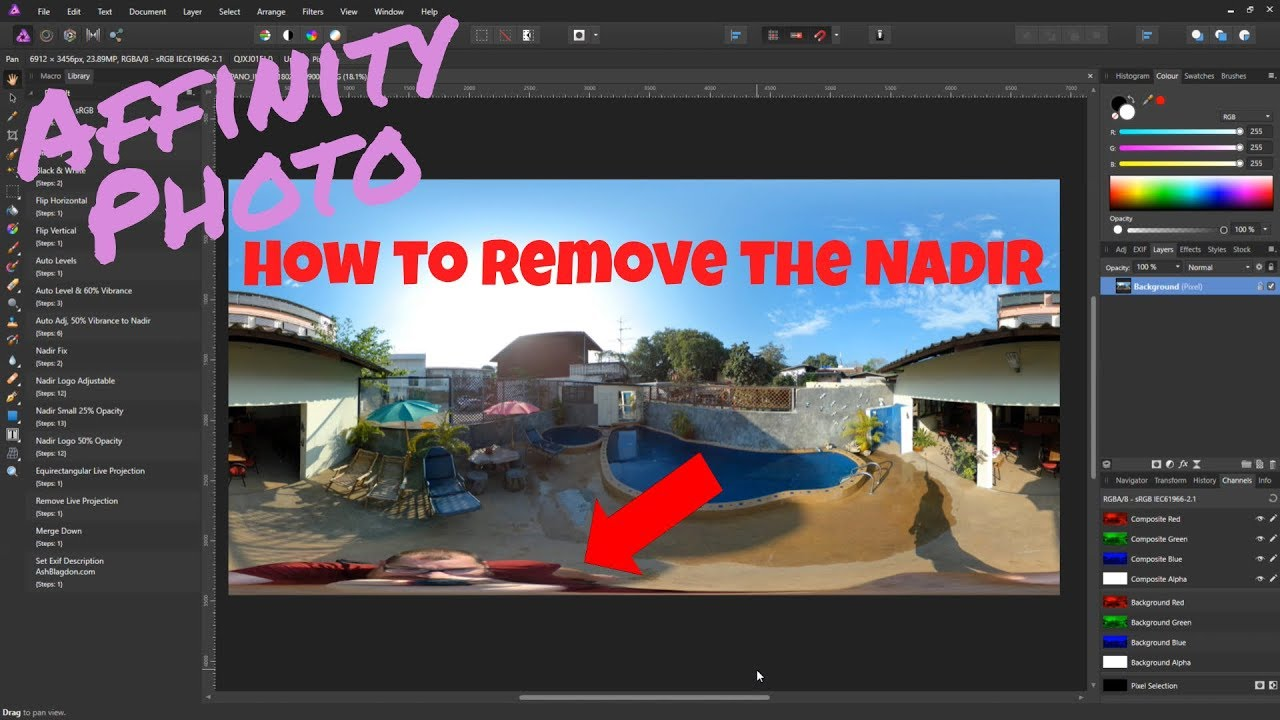 360° Editing Software & Apps (Updated) – Ash Blagdon 360º Photography