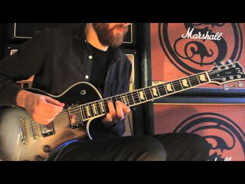 Sylosis - Victims and Pawns guitar tutorial - Josh Middleton