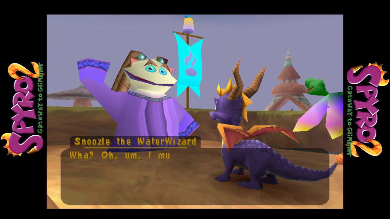 Spyro 2 gateway to glimmer walkthrough