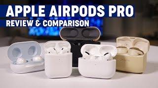 Apple AirPods Pro Review & Comparison