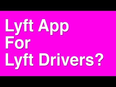 lyft app for drivers