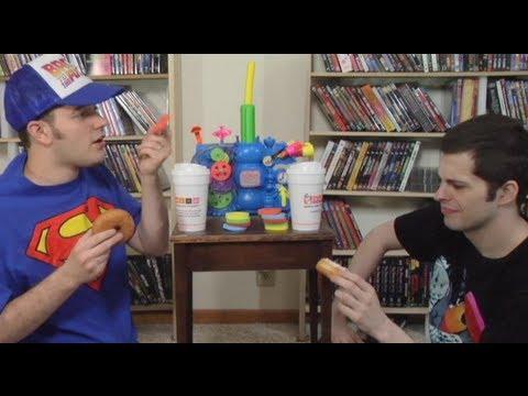 Donut Disaster - Board James (Episode 12)