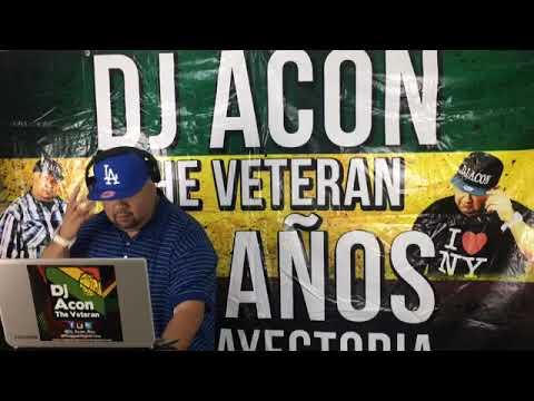 DJ ACON || REGGAE NIGHT CREW SHOW || RADIO SHOW #101