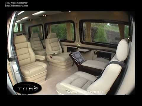 Mercedes Sprinter VIP Conversion - YouTube