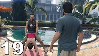 One of Gento's most viewed videos: Grand Theft Auto 5 PS4 Gameplay Walkthrough Part 19 - Did Somebody Say Yoga?