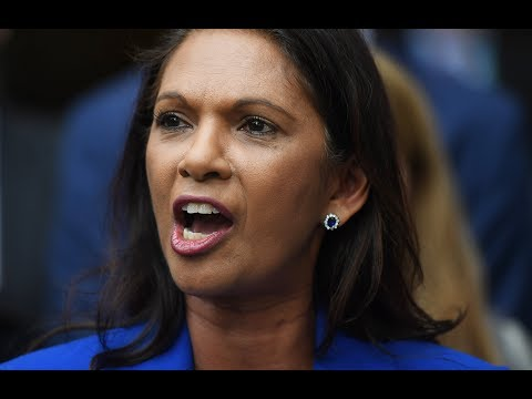 Gina Miller reacts to Supreme Court win against prorogation