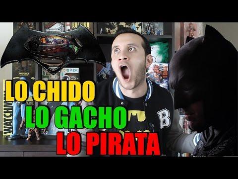 Crítica Batman V Superman - Lo chido, gacho y pirata (spoilers)