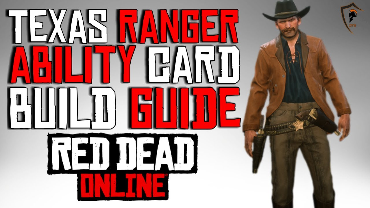 Best PVE Ranger Ability Card Build in Red Dead Online (Repeater Build)
