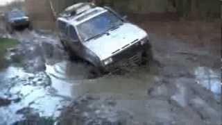 "Nissan Terrano 1 / Pathfinder Off Road 4x4 SAS Lift 7"""