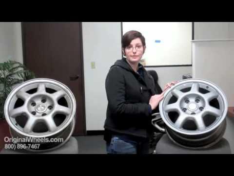 Montero Rims & Montero Wheels - Video Of Mitsubishi Factory, Original, OEM, Stock New & Used Rim
