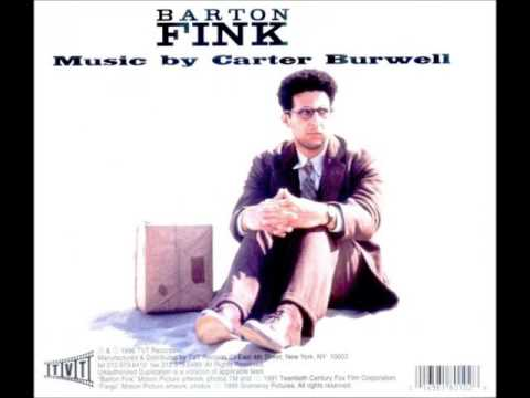 Barton Fink (Soundtrack) -  Fade Out  - The End