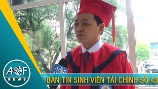 AOF NEWS 43 - Bản tin sinh viên Tài chính số 43 - Học viện Tài chính