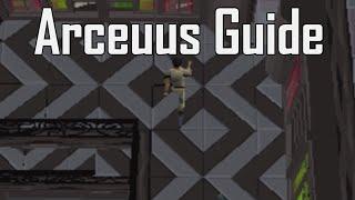 Zeah: Arceuus Favor Guide - OSRS