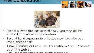 Mesothelioma Lawyer Addison Texas 1-866-777-2557 Asbestos Lawsuit TX Lung Cancer Attorneys