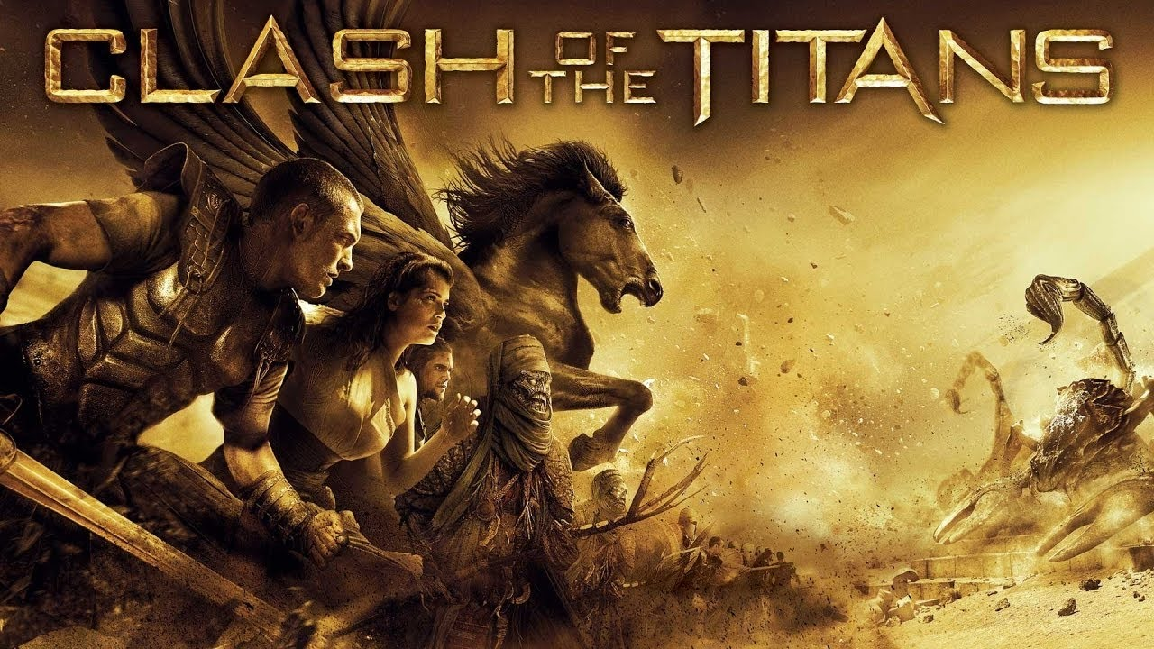 Download Best Animated Action Movies 2015 Full HD 1080p   Clash of the Titans Full Movie