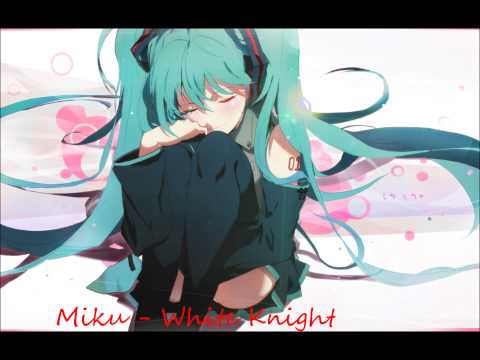 【Hatsune Miku V3】White Knight【Vocaloidカバー】