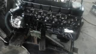 Retapage a neuf moteur nissan TD 4.2L chez issam tigre a beni khiar