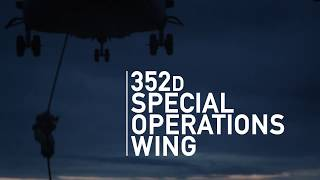 352d Special Operations Wing Mission Video