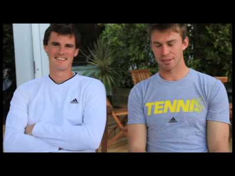 Eastbourne 2013 Murray Peers Interview
