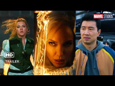 Фаза 4 Марвел 🌟 Анонс 🌟 Marvel 🌟 Трейлер 2021