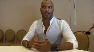 The 100 Interview with Ricky Whittle About Season 2 Thumbnail