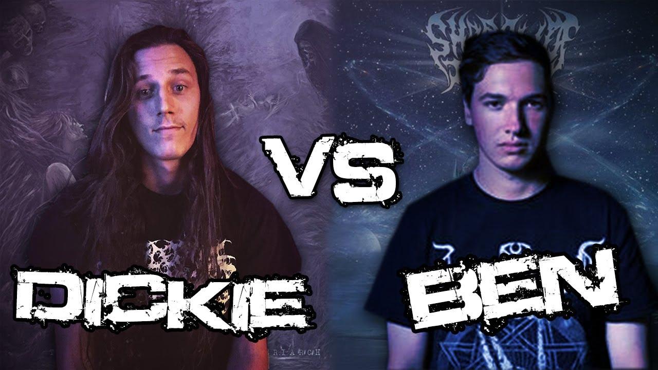 DICKIE ALLEN VS. BEN DUERR | Battle Of Music #10 | Fran Chernobyl