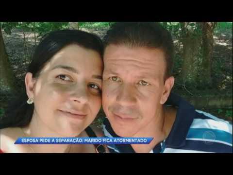 Homem mata ex-mulher esfaqueada e comete suicídio em matagal