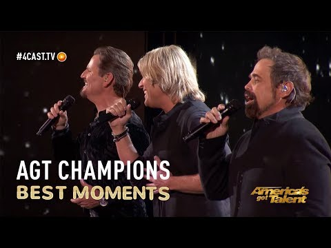 The Texas Tenors FOUGHT to be on the AGT stage and now they're proving that they're Champions! Mp3