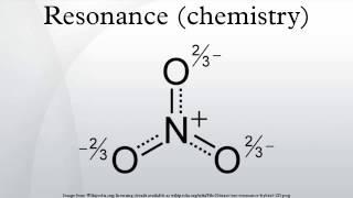 Resonance (chemistry)