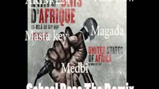 Baixar Akim 224 - Tiz B Flow - Masta Key - Magada - Medbi _ School Boss (Paname Boss Remix)