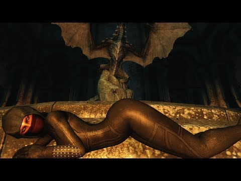 Skyrim Mods 93 - The Cathedral, The Field Lab, Dark Disciple, Demon Hunter