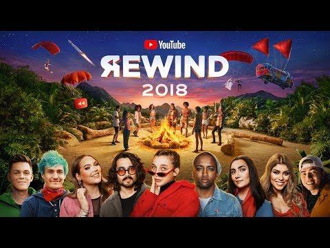 Reacting To Youtube Rewind 2018 : Everyone Controls Rewind
