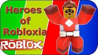 Roblox - Super Kepu VS el Capitán Mosca - Heroes of Robloxia
