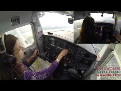 Flight Test Video - for Canadian Private or Commercial Pilot License