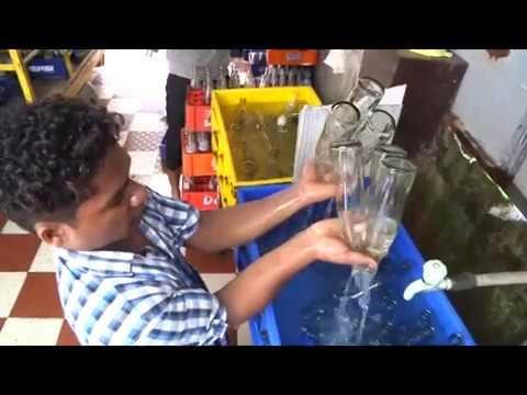 Ground Report-Kerala-Sanoj's Soda Making Unit-Ernakulam