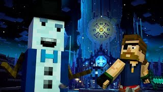 Minecraft Story Mode: Season 2 - Episode 2 - THE SNOWMAN [2]